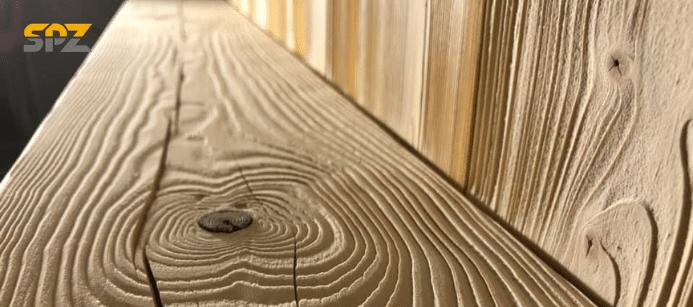 Oberflächenbehandlung: Holz, Beton und Stahl